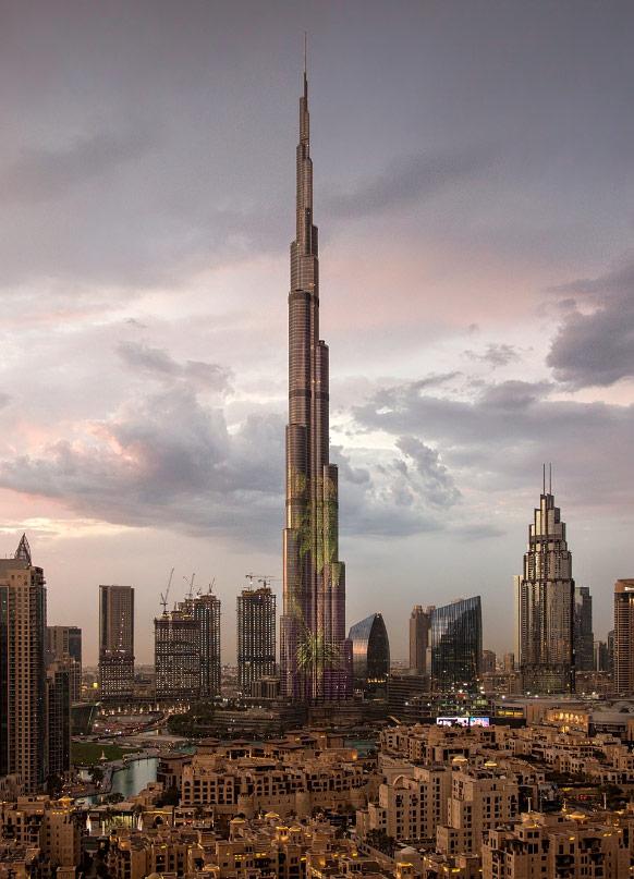 MKBL - Burj Khalifa - ekspansja zagraniczna firmy